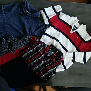 IZOD, Tommy Hilfiger and Old Navy